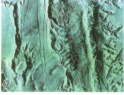 Sedimentation and flooding on Mars?